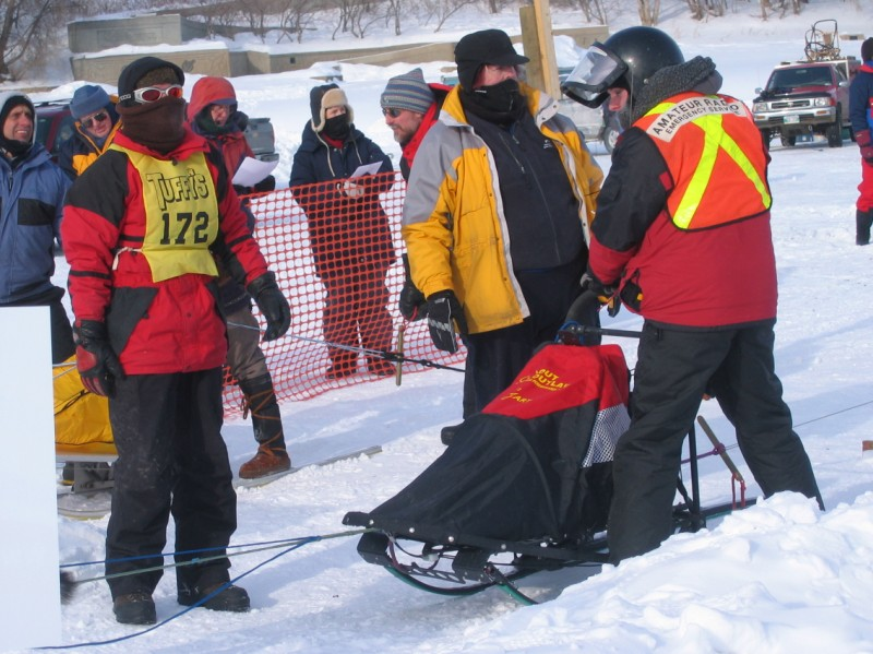 2007 Sled Dog Races